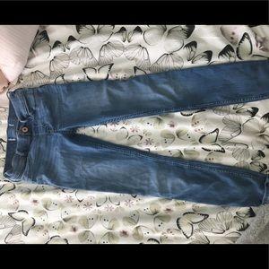 A Kids • Pull-On Jeans Leggings •Girls 11/12